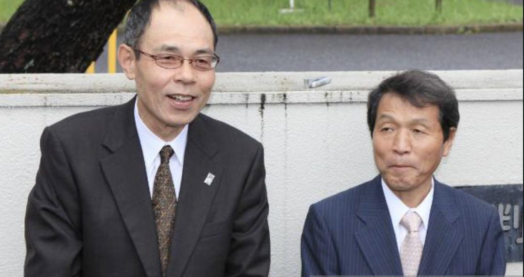 Sakurai e Sugiyama innocenti Giappone