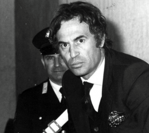 Franco Califano in tribunale