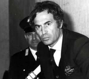 Franco Califano in tribunale