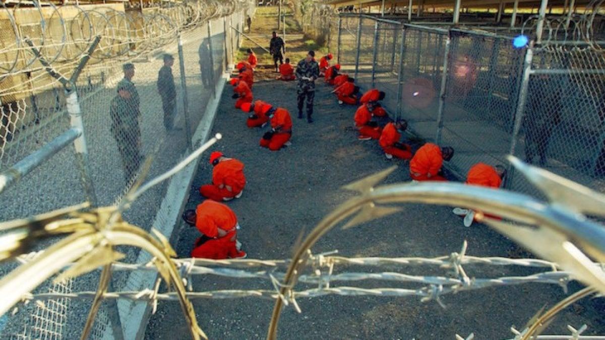 Guantanamo detenuti