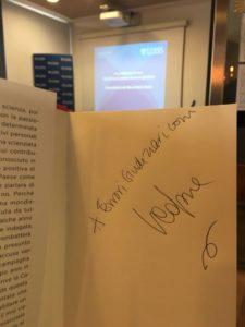 libro Ilaria Capua dedica Errorigiudiziari.com
