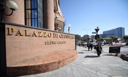 La sede del Tribunale di Torino
