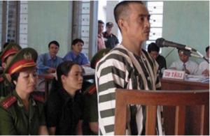 errori giudiziari in Vietnam