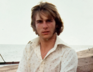 Stephen Simmons 1975