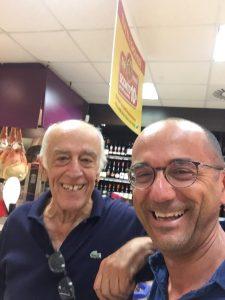 Roberto Martinelli e Benedetto Lattanzi