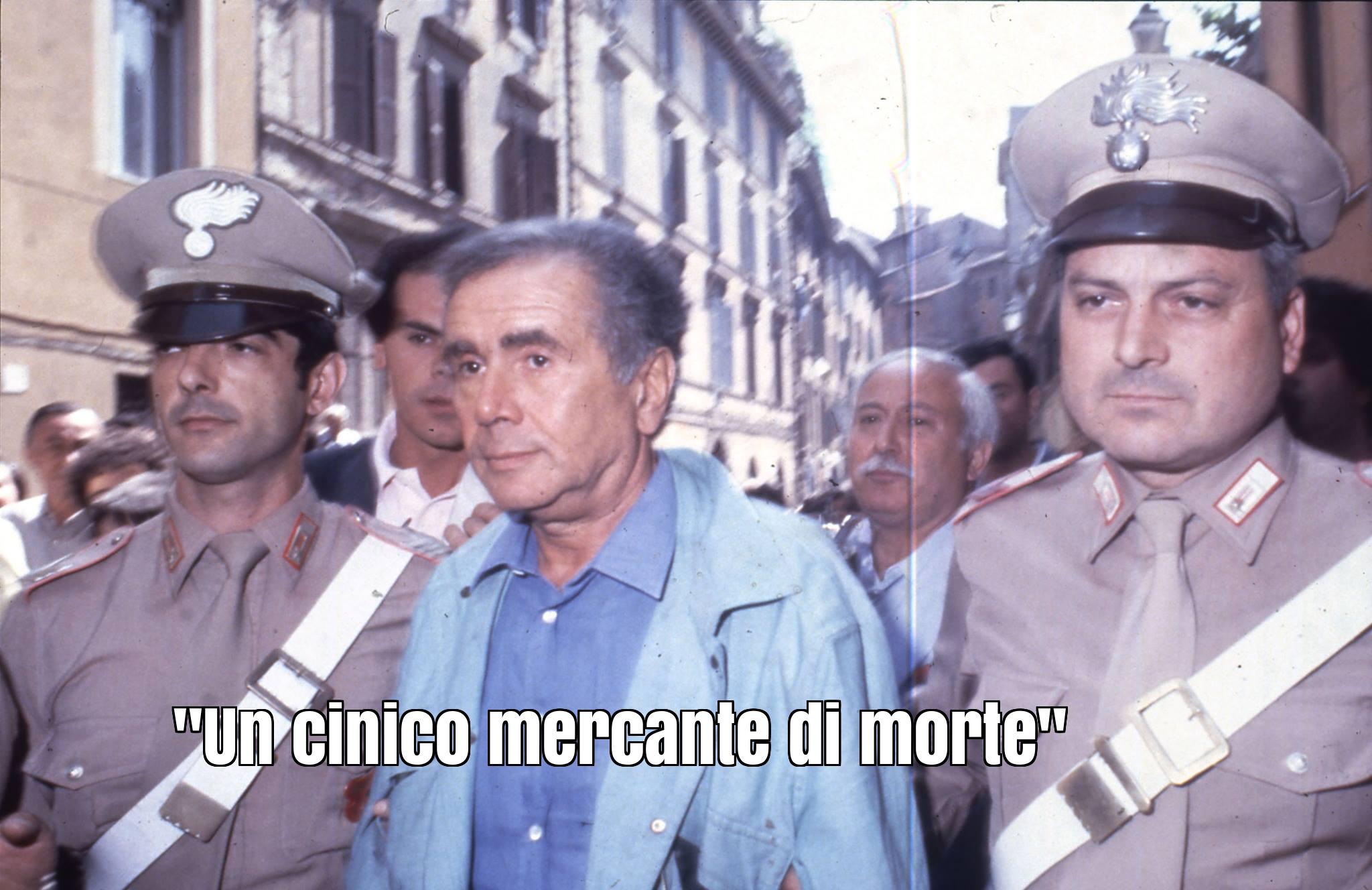 Dissero di lui. Così Enzo Tortora fu massacrato dai media