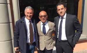 Angelo Cangianiello, Pardo Cellini, Baldassare Lauria