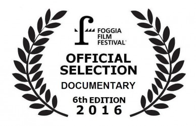 """""""Non voltarti indietro"""" in concorso al Foggia Film Festival 2016"""