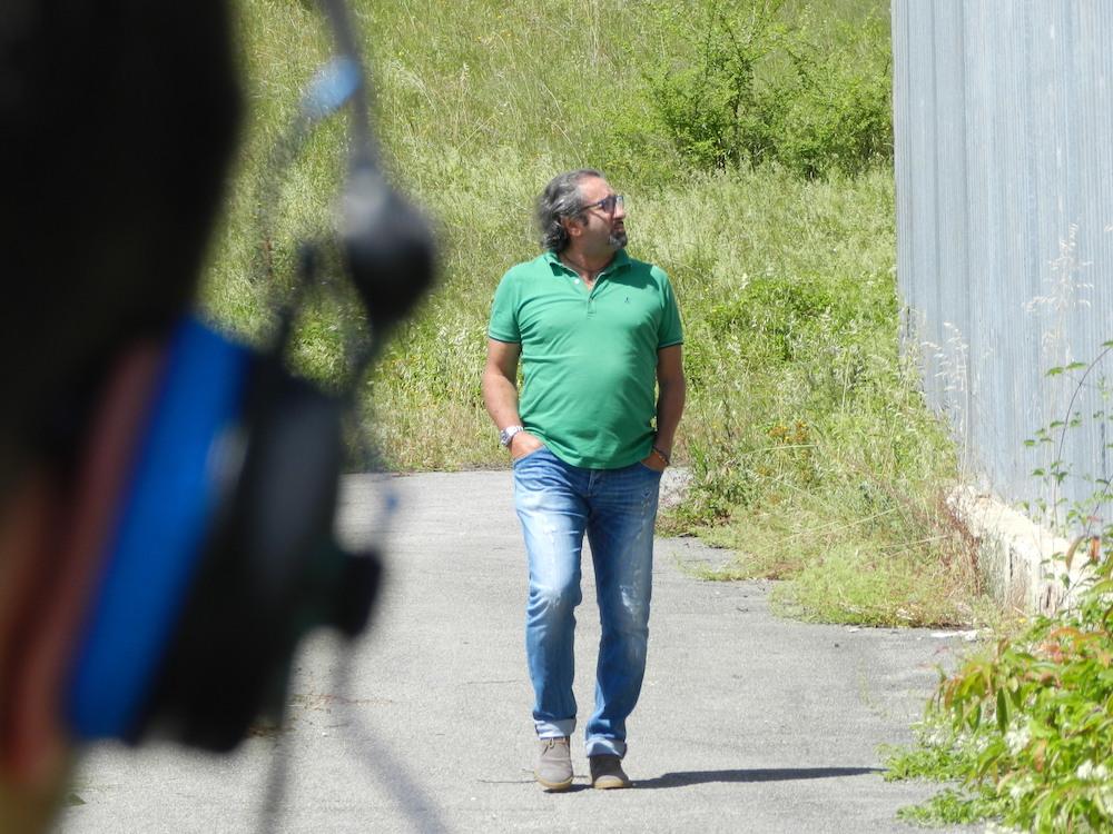 """Non voltarti indietro"", i protagonisti: Antonio Lattanzi"