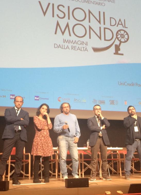 """""""Non voltarti indietro"""", anche a Milano successo e consensi"""
