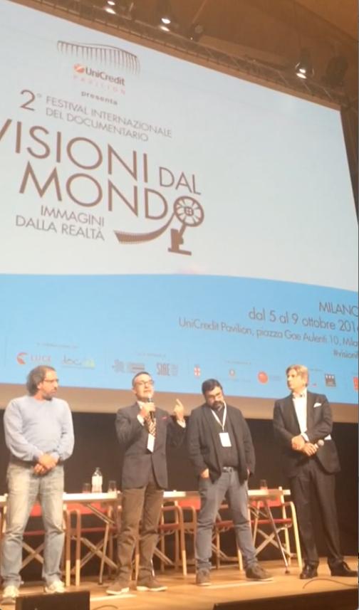 """""""Non voltarti indietro"""" a Milano: parlano il regista e i protagonisti"""