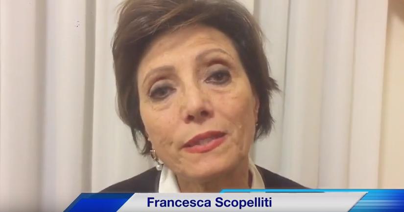 Francesca Scopelliti: «Un premio Tortora per la giustizia»