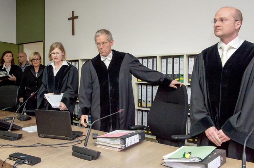 Responsabilità civile dei magistrati, in Germania funziona così