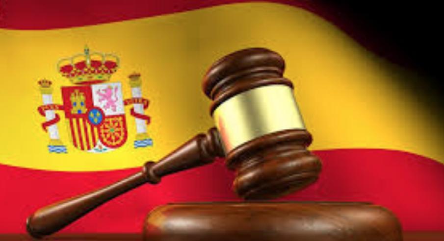 un magistrato sbaglia in Spagna