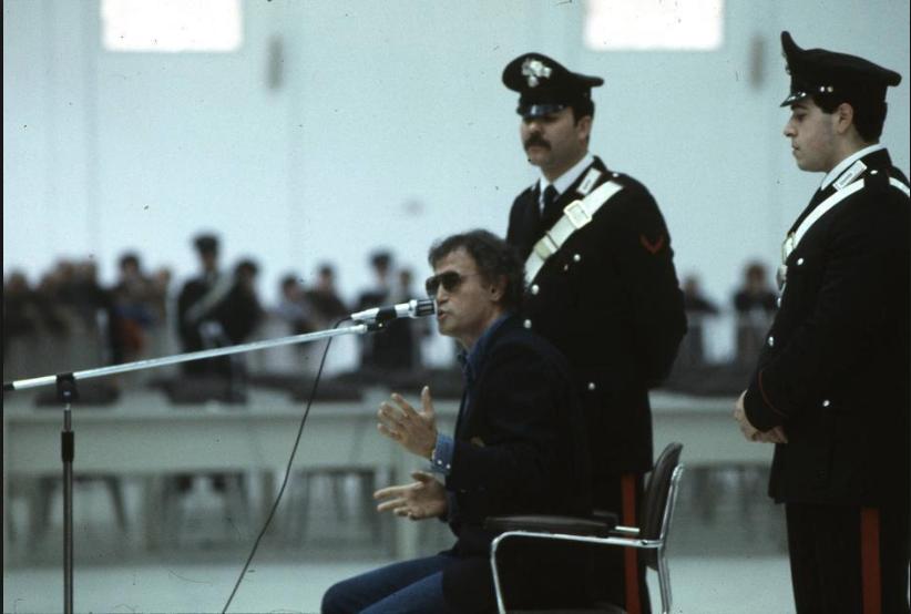 Franco Califano, in carcere da innocente per colpa dello stesso pentito di Tortora