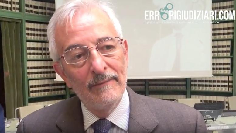"""Giovanni Salvi: """"Il caso Tortora sia di insegnamento per noi magistrati"""""""