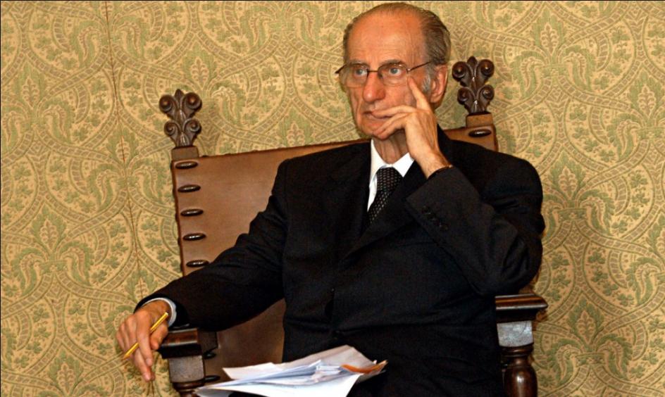 """Giovanni Conso: """"Un innocente in carcere, la sconfitta più bruciante per la giustizia"""""""