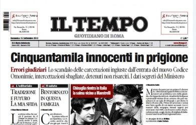 Giudici che sbagliano e carceri disumane: ecco la giustizia in Italia