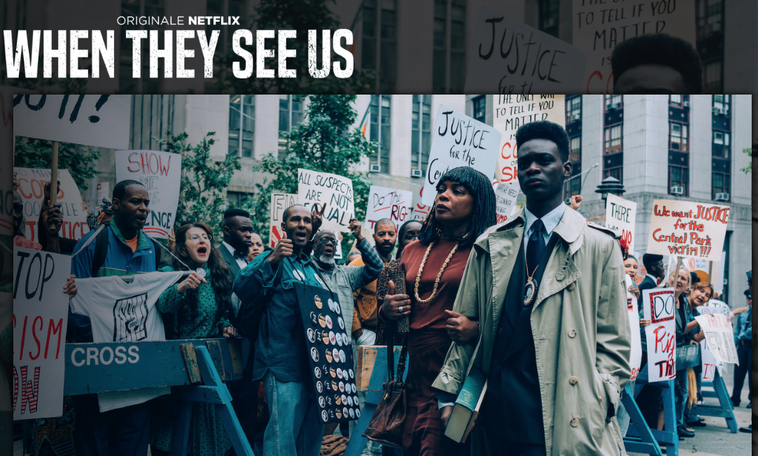 When They See Us, la mini serie Tv sui Central Park Five