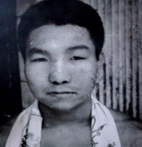 Iwao Hakamada giovane
